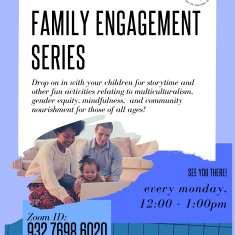 Image for Family Engagement Series