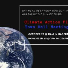 Image for Climate Action Plan Town Hall Meeting