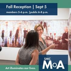 Image for Fall Exhibition Reception