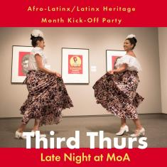 Image for Third Thurs | Afro-Latinx/Latinx Heritage Month Kick-Off Party