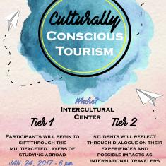 Image for INVEST: Culturally Conscious Tourism Tier 1