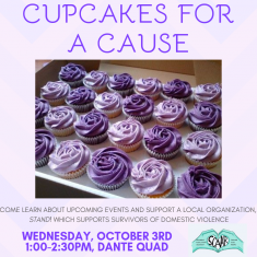 Image for Cupcakes for a Cause! - Domestic Violence Awareness Month Kick Off Event