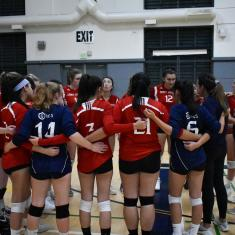 Image for W Club Volleyball vs Pacific
