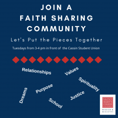 Image for Cancelled - Faith Sharing Community with Fr. Hai