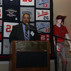 Image for SMC Baseball First Pitch Dinner 2019