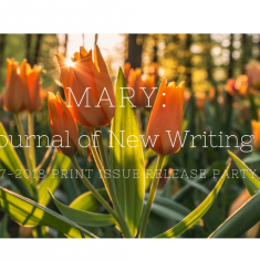 Image for MARY Journal Release Reading