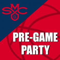 Image for Men's Basketball vs. Fresno State Pre-Game Party