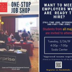 Image for HIRING EVENT! One-Stop Job Shop