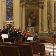 Image for Saint Mary's Chamber Singers and The Oakland Symphony Chorus