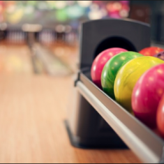 Image for Pizza & Bowling Night