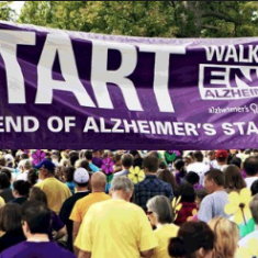 Image for Alzheimer's Walk 2016