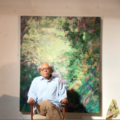 Image for Artist Lecture: Beyond Landscapes -Art, Identity, and Mindfulness