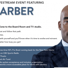 Image for SIL Presents: Leadership Speaker Series- TIKI BARBER