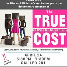 Image for The True Cost - Documentary Screening & Panel Discussion