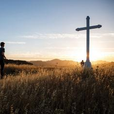 Image for Hike to the Cross
