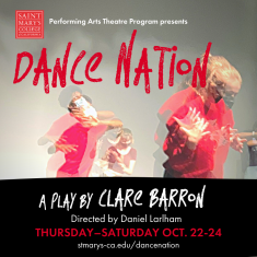 Image for DANCE NATION Fall 2020 Livestreamed Theatre Production