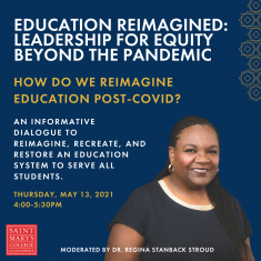 Image for Education Reimagined: Leadership for Equity in a Global Pandemic