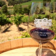Image for Gaels on the Green: An Afternoon at Christopher Creek Winery
