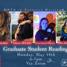 Image for Graduate Student Reading Series