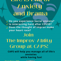 Image for The Improv-Ability Group at CAPS