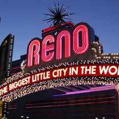 Image for Defining the Future: Reno