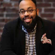 Image for Creative Writing Reading Series with Kevin Young