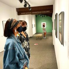 Image for Aesthetic Forces: Visit Exhibition on Campus!