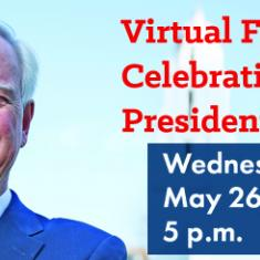 Image for President James A. Donahue Virtual Farewell Celebration