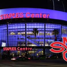 Image for Pre-Game Party: Gaels at the Staples Center