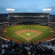 Image for SMC Night at the Oakland A's