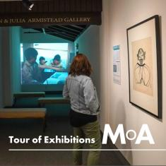 Image for Tour of Exhibitions