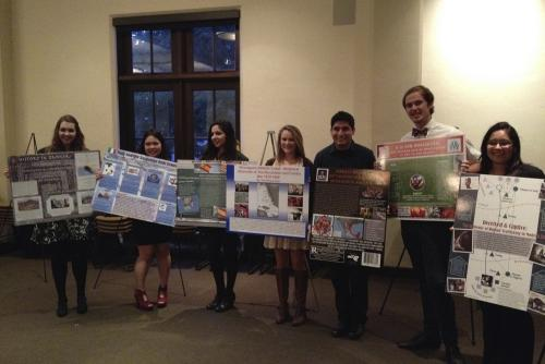 Student Thesis Poster Session