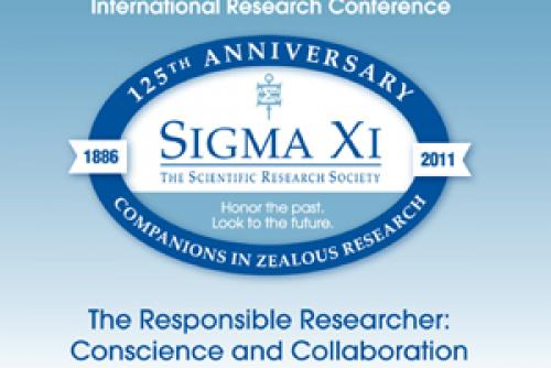 2011 Sigma Xi Conference