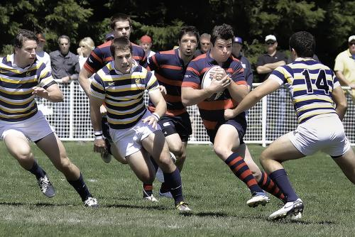 Saint Mary's Rugby Photos vs. Cal