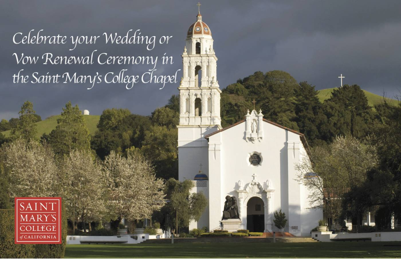 St Mary College >> Your Wedding At Smc Saint Mary S College