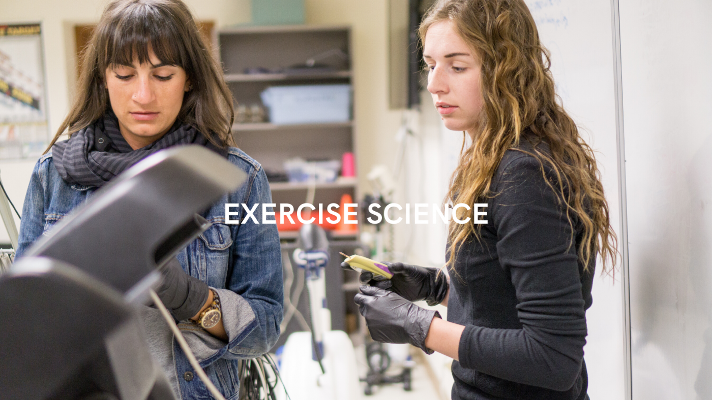 <p>Exercise Science</p>