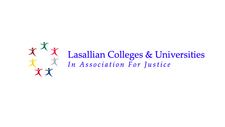 lasallian colleges and universities in association for justice