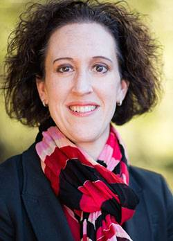 Lisa Moore '96, Vice President for Advancement