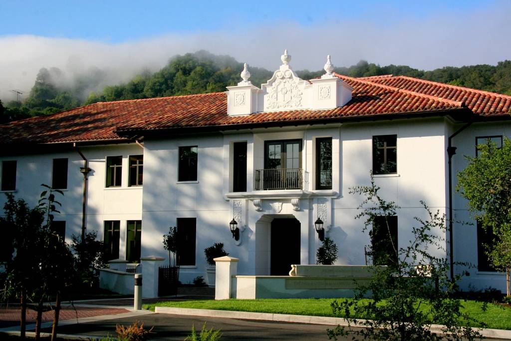 <p>Filippi Academic Hall, home of</p> <p>Saint Mary's Leadership Center</p>