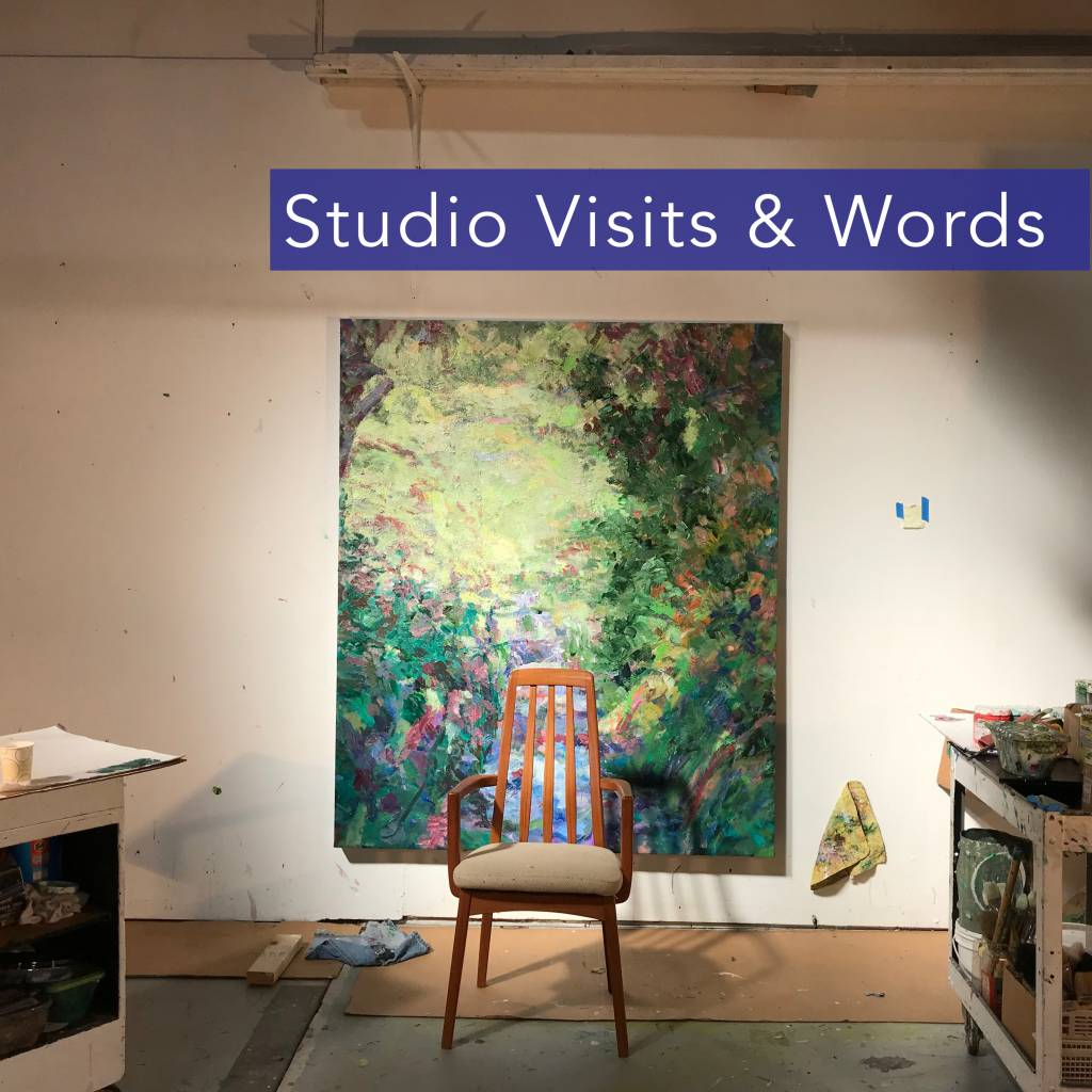 Studio Visits & Words
