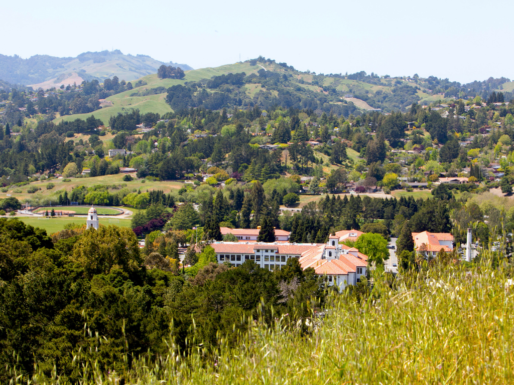 Find out why we're known as one of nation's prettiest campuses