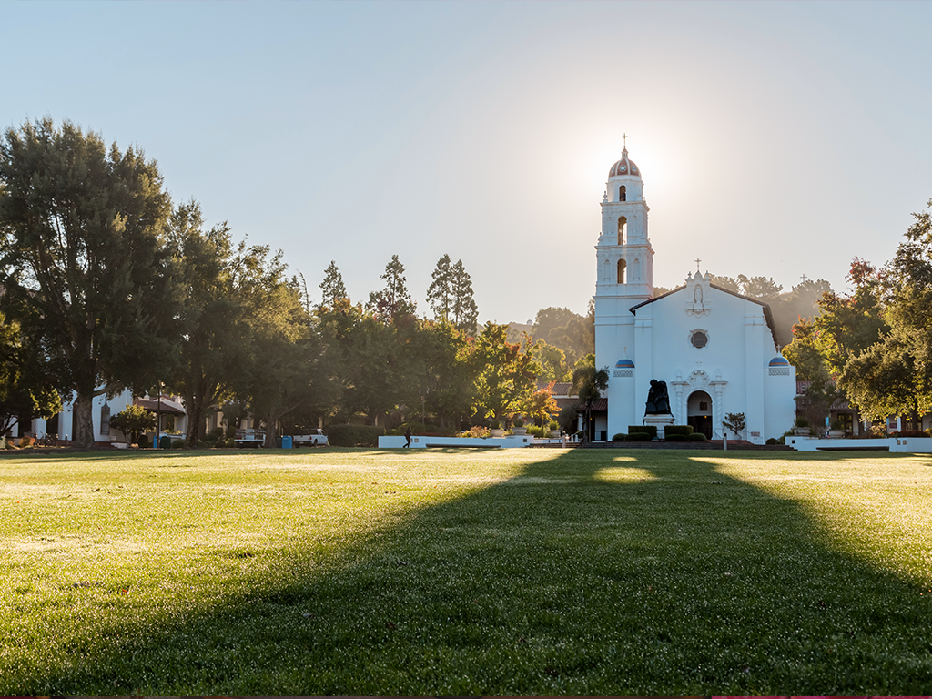 We're frequently named one of America's prettiest campuses. See why.
