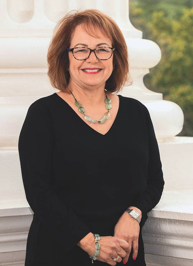 María Elena Durazo '75 brings the values she reinforced at Saint Mary's to her work in the state senate.