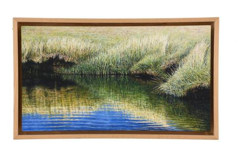 Louis LaBrie (b. 1950) United States, Carson River 1, 1999, Gift of Maxwell Galleries, Ltd. [200.13]