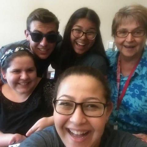 """Students make me happy! Can't wait to welcome you to Ageno B!"" — Sr. Dolores, R.D., Ageno B"