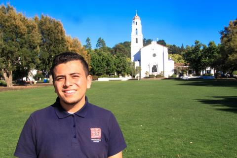 My name is Andres Orozco and I am a Sophomore from Oakley, CA. I am studying Politics and Spanish and I am involved with different leadership organizations on campus. Can't wait to meet the incoming gaels and see them grow.