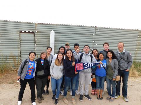 Pictures taken during Migrant Lives Immersion 2017, both in San Diego and Tijuana, MX.