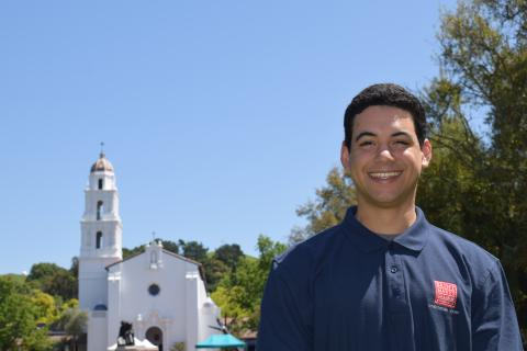 Hey, my name is Drew Holt and I am from Sacramento, CA. I'm a business major and am part of Associated Students here on campus. I look forward to getting to know you at your Orientation session!