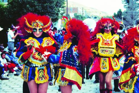 Pictures from Carnaval