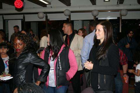 Graduate and Professional Studies End of Term Celebration on December 12 was enjoyed by all.